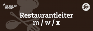 Restaurantleiter